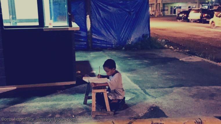 Реальная история о том, как одно фото кардинально изменило жизнь бездомного мальчика