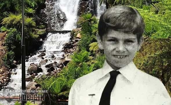 Таинственное исчезновение Дэмиена Маккензи