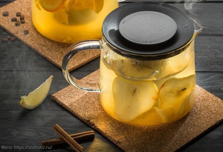 Лучшие рецепты согревающего чая для этой осени