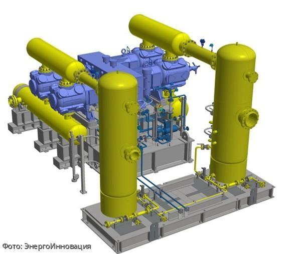 Все этапы локализации немецкого компрессора Borsig ZM представили на Форуме в Омске