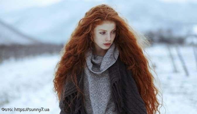 Советы по уходу за волосами в зимнее время