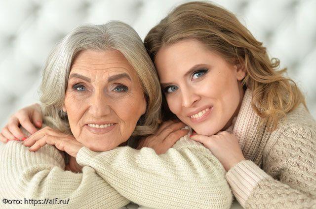 История из жизни: болезнь матери сплотила и примирила пожилую мать и взрослую дочь