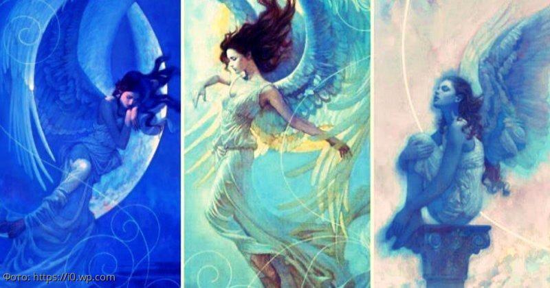 Тест-предсказание: выберите карту и получите совет от вашего ангела-хранителя