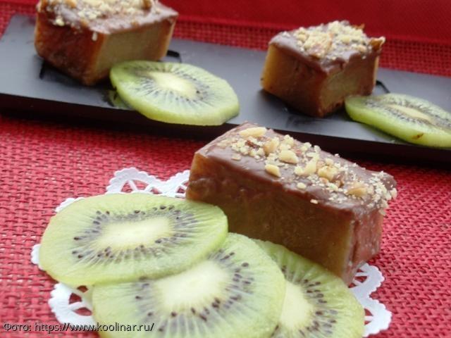 Десерты, которые не испортят фигуру и отобьют охоту к сладкому
