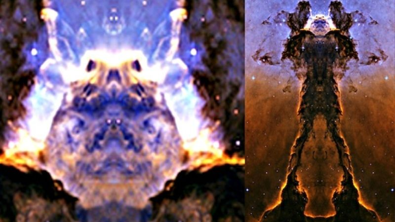 На снимках НАСА обнаружен