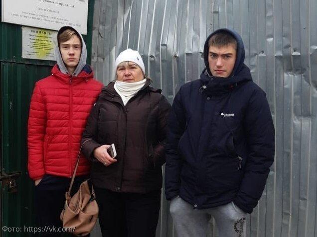 Дети-волонтеры московской школы №657 помогли приюту