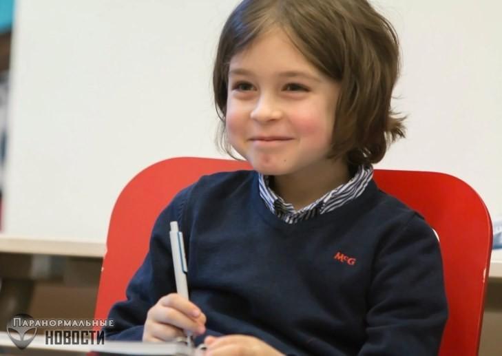 9-летний мальчик-гений уже заканчивает университет со степенью бакалавра