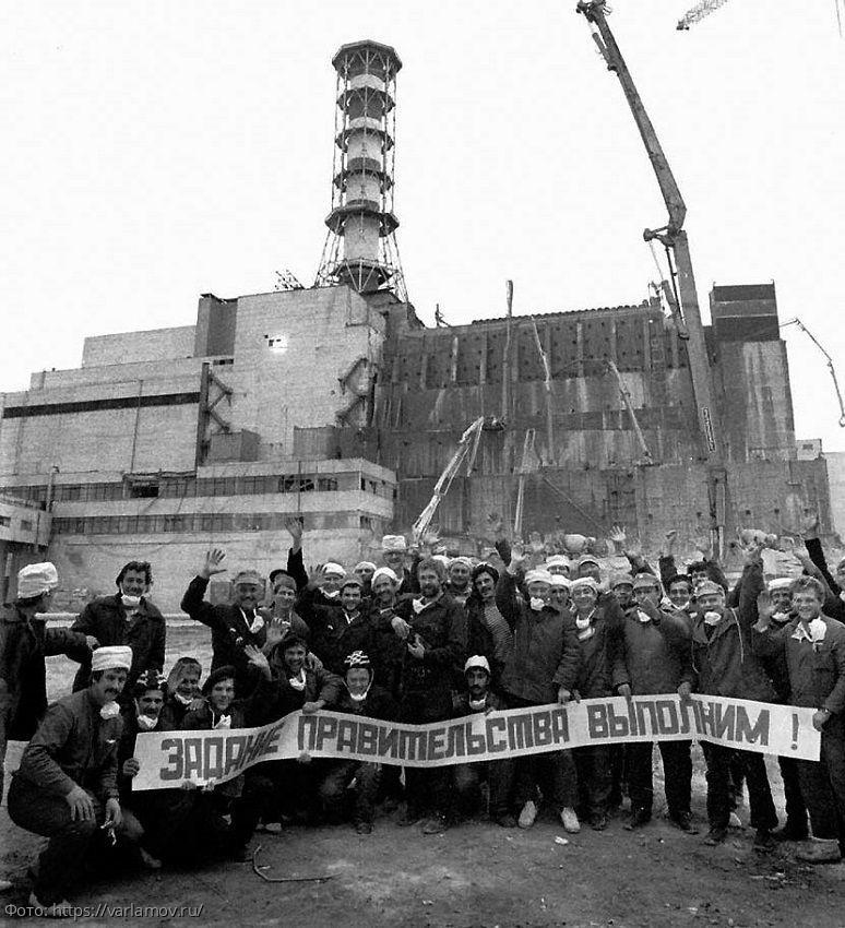 Чернобыль и Фокусима: две трагедии в истории человечества