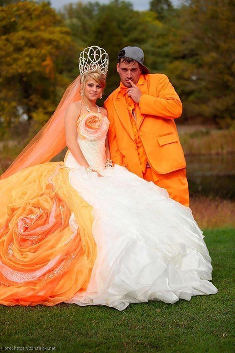 10 невест, которых хочется срочно переодеть