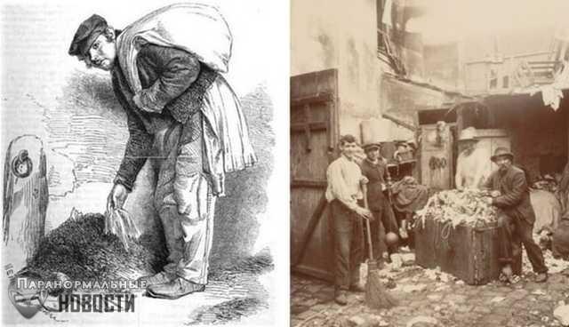 Лондонские истории об огромной черной свинье-людоеде, жившей в канализации