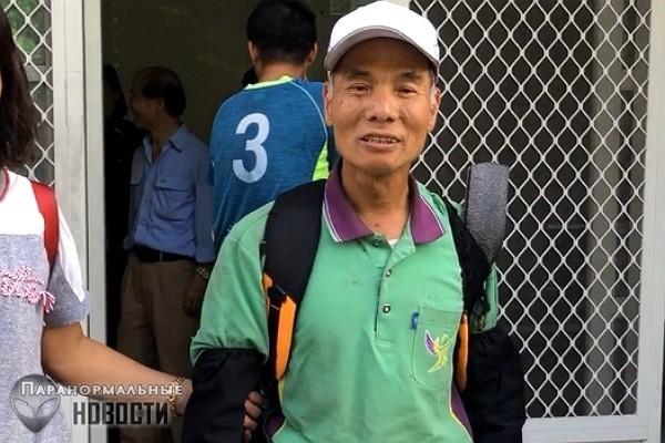Турист на 10 дней потерялся в горах Тайваня, а когда его нашли, он сказал, что ему помогли два призрака