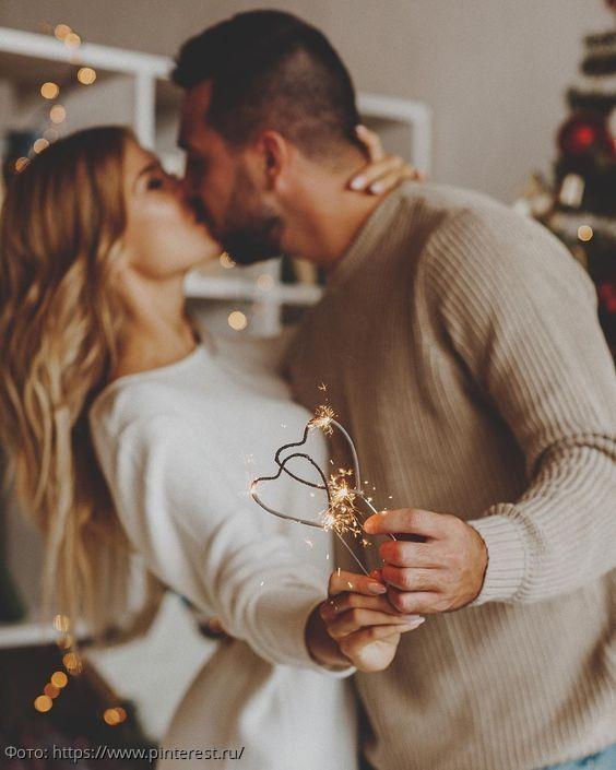 Три знака зодиака встретят настоящую любовь в канун новогодней ночи