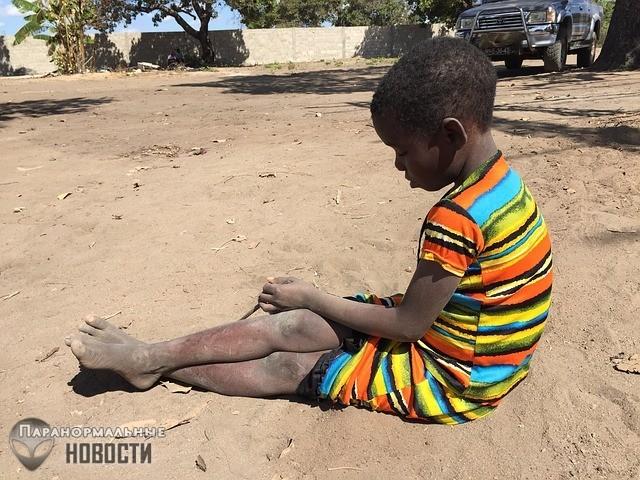 Колдун в Мозамбике натравил крокодилов на жителей деревни