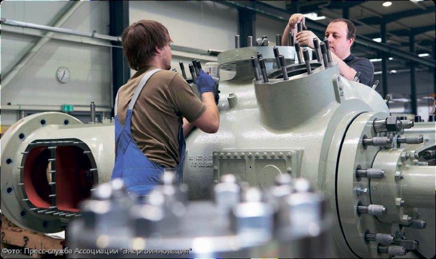 Историю «превращения» немецкого компрессора Borsig ZM в российский продукт представят на форуме в Омске