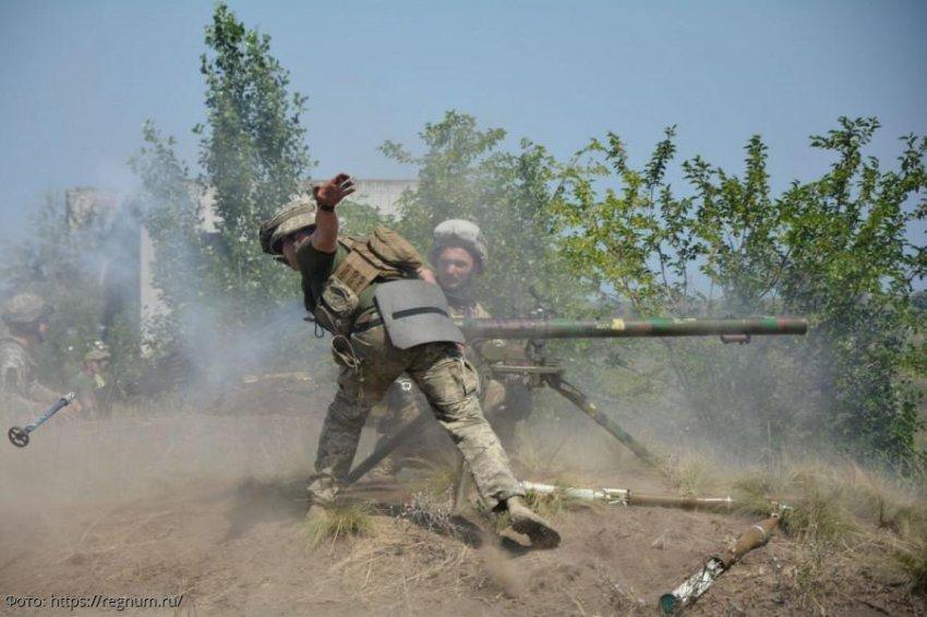 Территория Донбасса за сутки была обстрелена более 16 раз