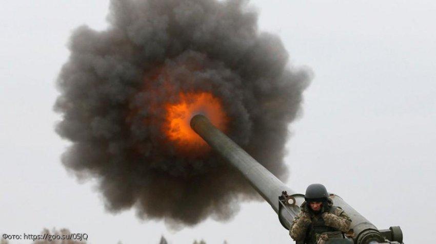 Киевские военные за сутки провели 24 обстрела по территориям Донбасса