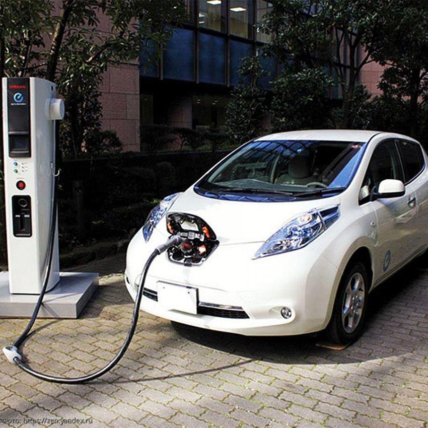 Разработка 21 века: в США создан инновационный аккумулятор для электромобиля