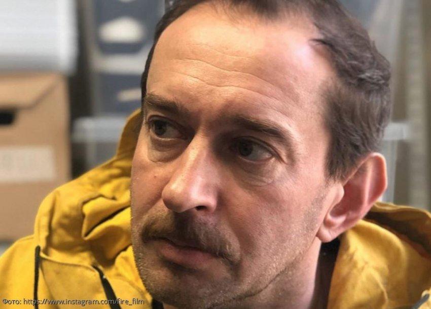 Константин Хабенский едва не сгорел на съемках фильма-катастрофы «Огонь»