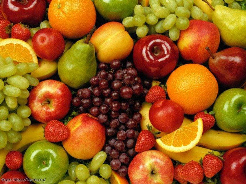 Сезонные фрукты для профилактики гриппа и простуды