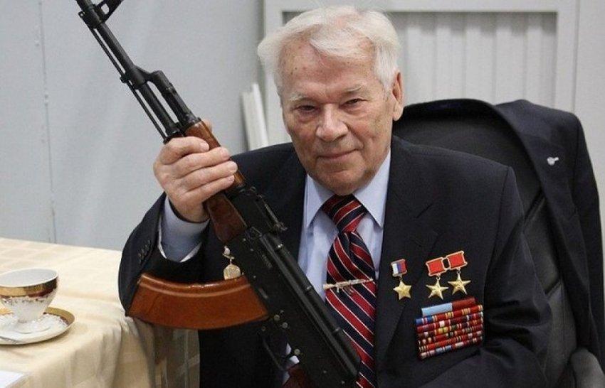 В честь 100-летия Калашникова: ТОП-5 ярких разработок оружейника