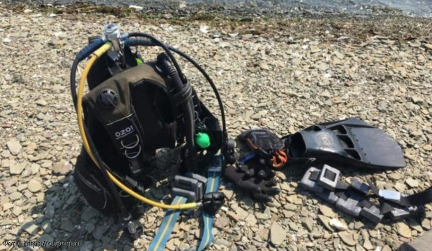 Дайвер выжил, проведя двое суток в холодном открытом море