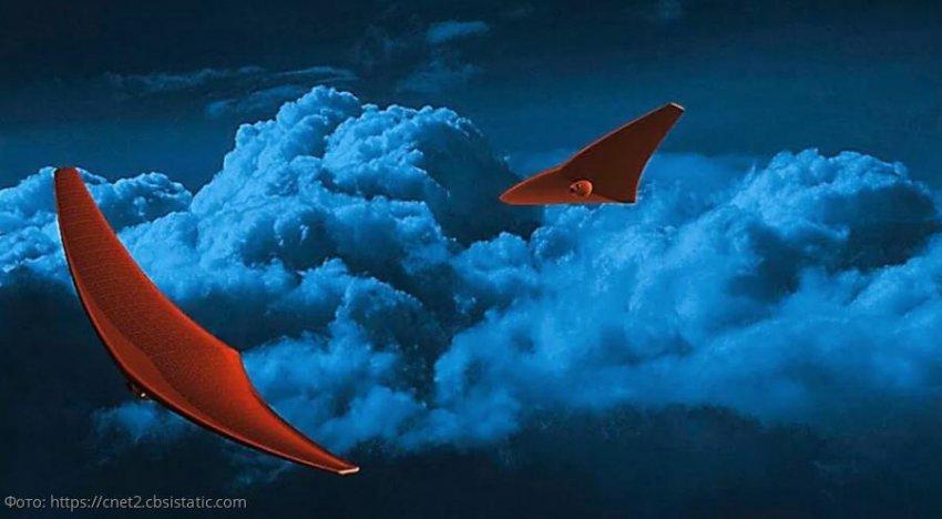 NASA собирается отправить на Венеру «космических скатов»