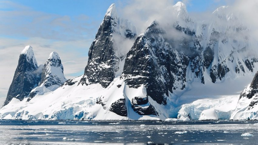 Ученые нашли источник мощнейшего радиационного излучения в Антарктиде