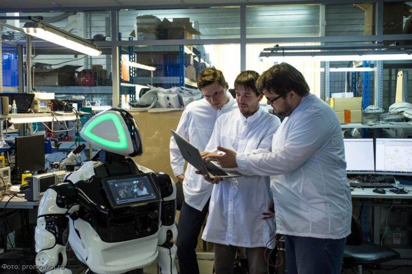 Российский робот стал сотрудником американского университета