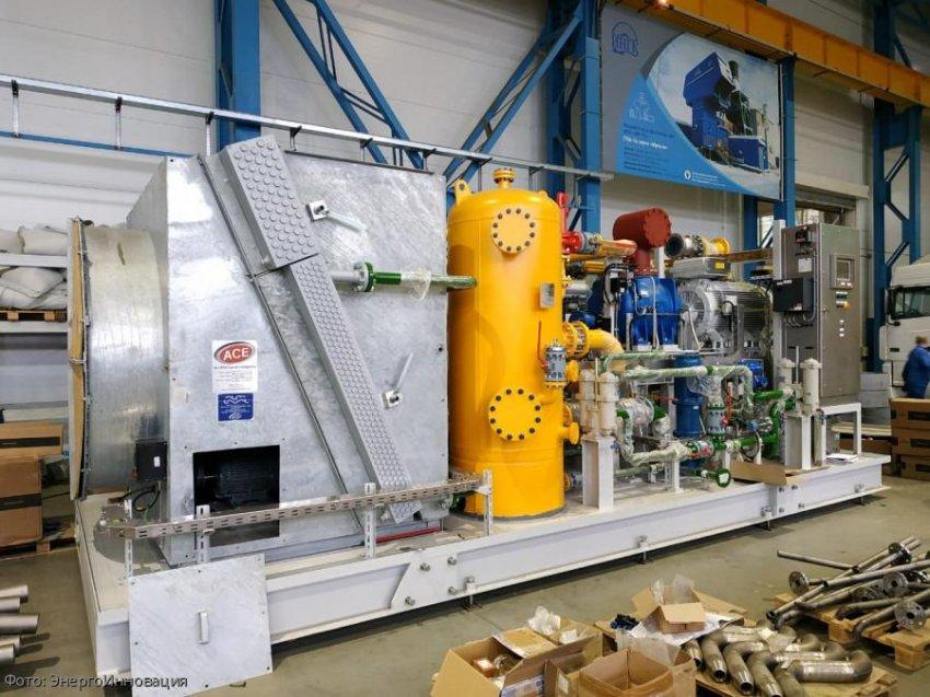 ИНГК готовит новую компрессорную установку к отправке в Конго