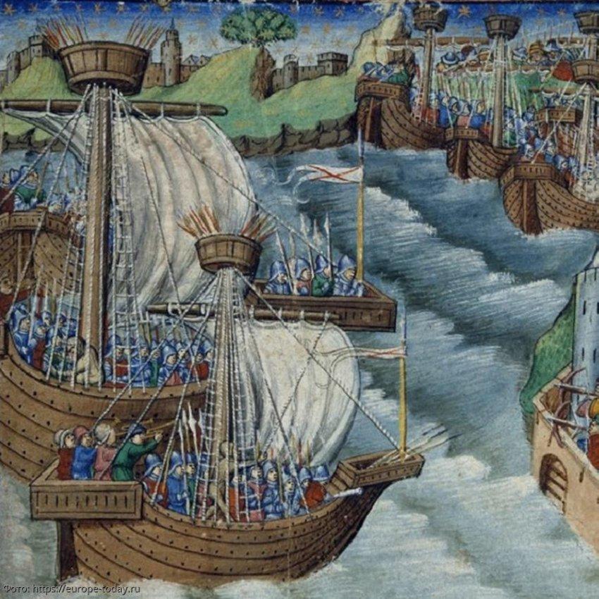 На затонувшем в XV веке корабле обнаружены консервы 1970 года