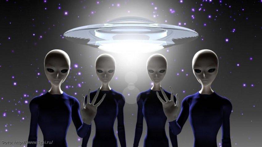 Офицеры ВМС США вспомнили о своей встрече с НЛО в 2004-м году