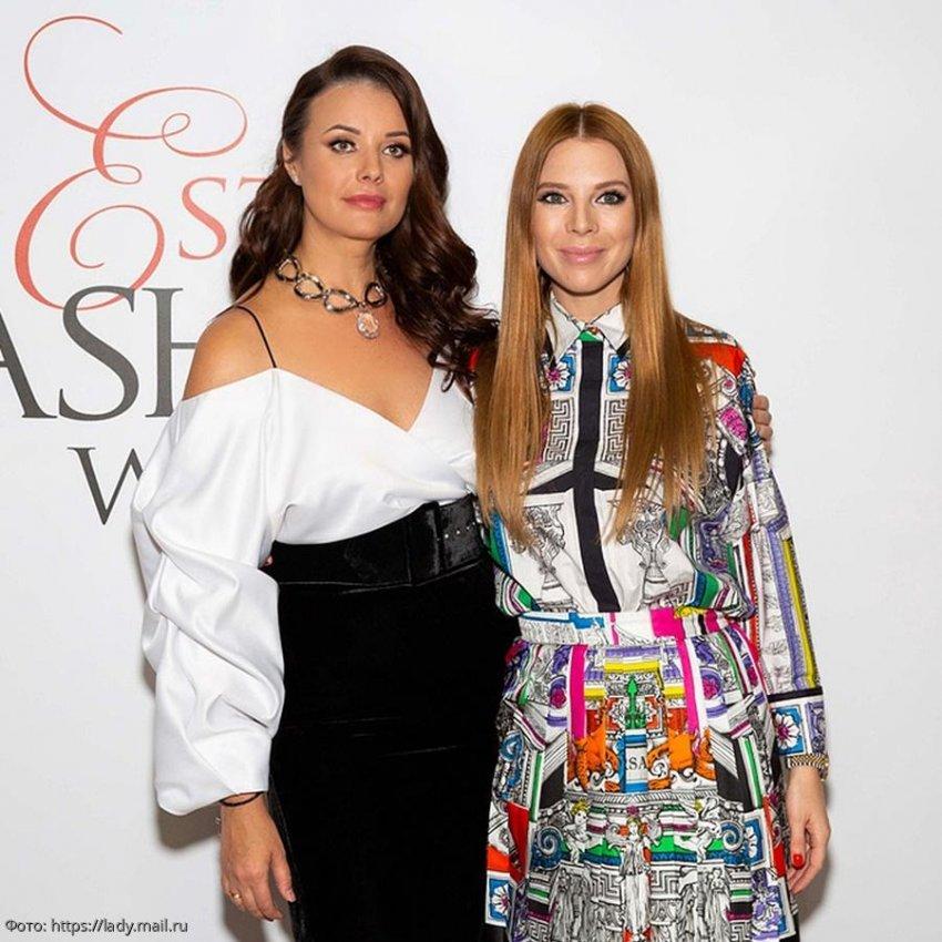 В Москве стартовала неделя ювелирной моды «Estet Fashion Week» с участием Оксаны Федоровой и Эвелины Бледанс