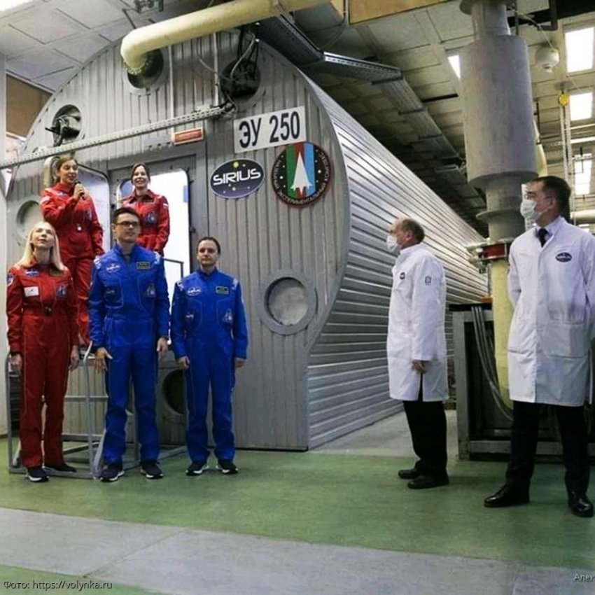 В Москве 18 ноября в рамках проекта «SIRIUS-20/21» начнется кастинг вакансий для «полетов» к другим планетам