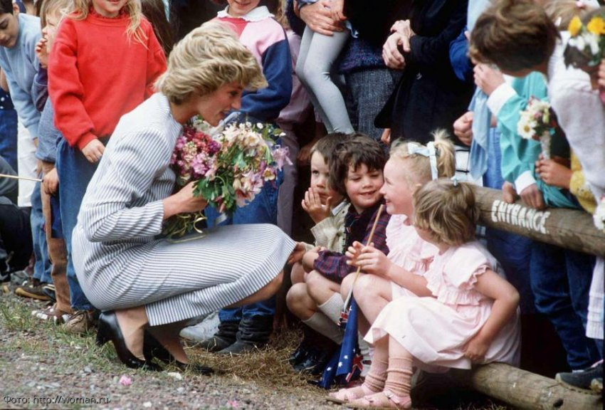 Милая традиция принцессы Дианы, которую сегодня чтят только принц Гарри и его супруга