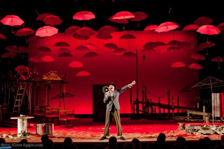 Американский драматург Дон Нигро рассказал о любви, творчестве и театре