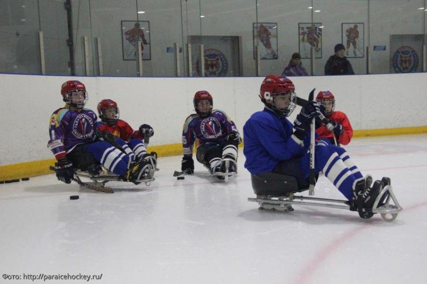 АНО «Детская следж-хоккейная лига»