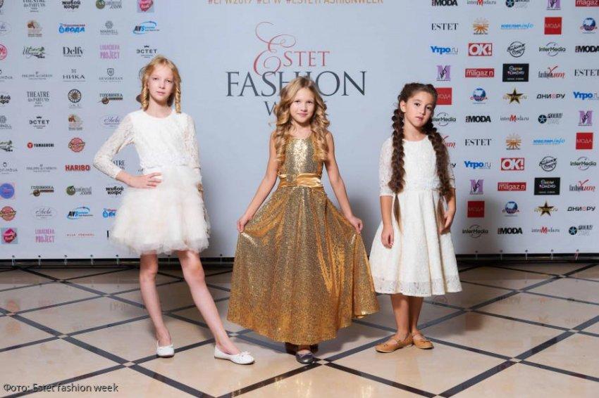 В Москве с триумфом прошла неделя моды Estet Fashion Week-2019