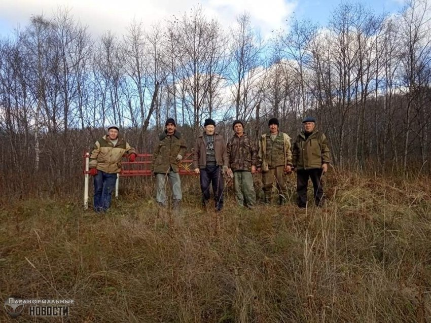 В башкирской деревне обнаружили могилу 6-метрового гиганта
