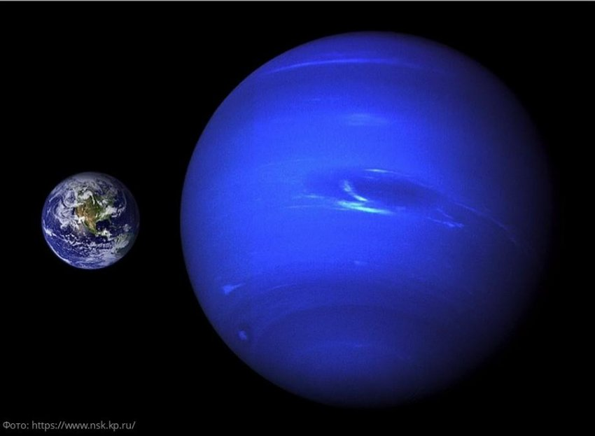 Два спутника Нептуна заперты в никогда ранее не замеченном орбитальном танце