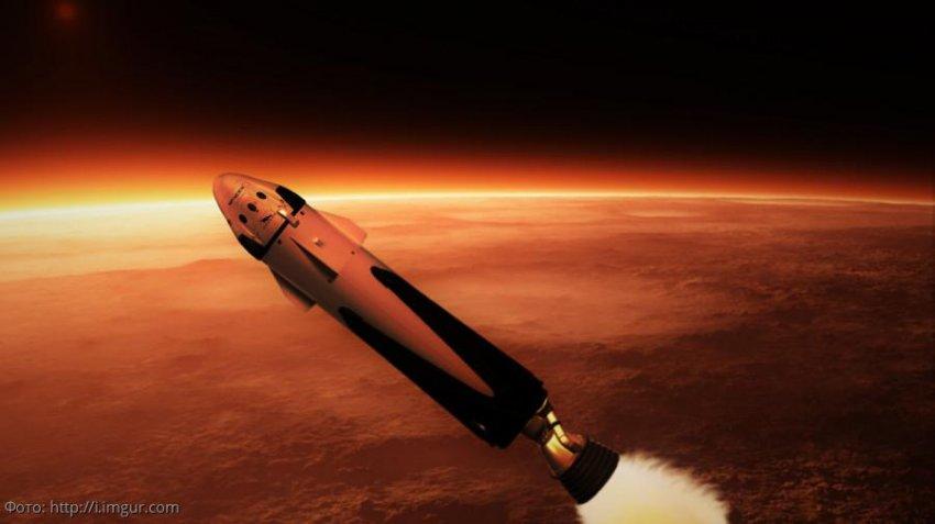 Пилотируемый полет на Марс может быть сорван из-за новой опасности для космонавтов