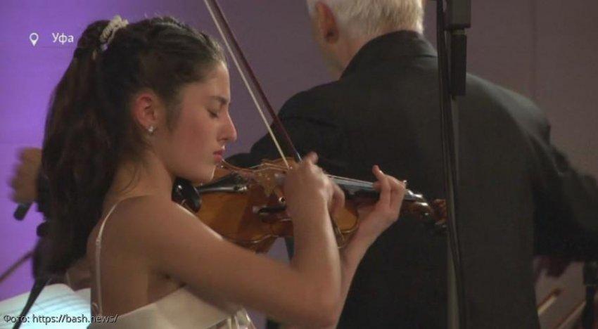 XX Международный фестиваль «Площадь Искусств» подарит петербургской публике встречу с испанской скрипачкой Марией Дуэньяс