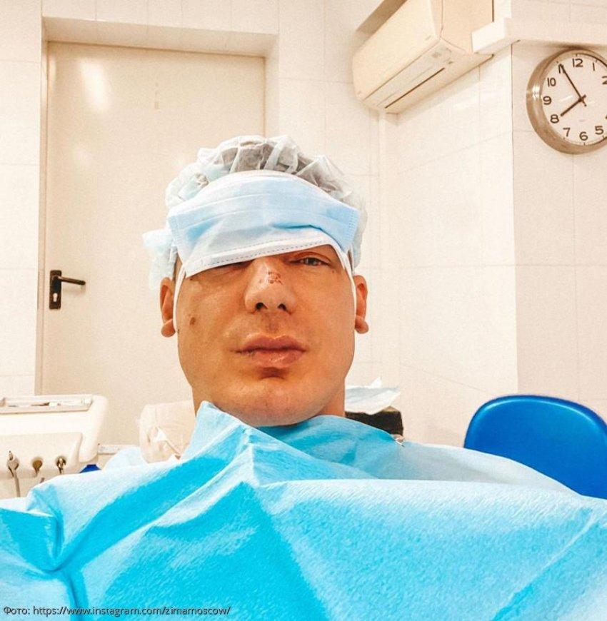 Муж Ксении Бородиной рассказал, как на самом деле получил травмы лица