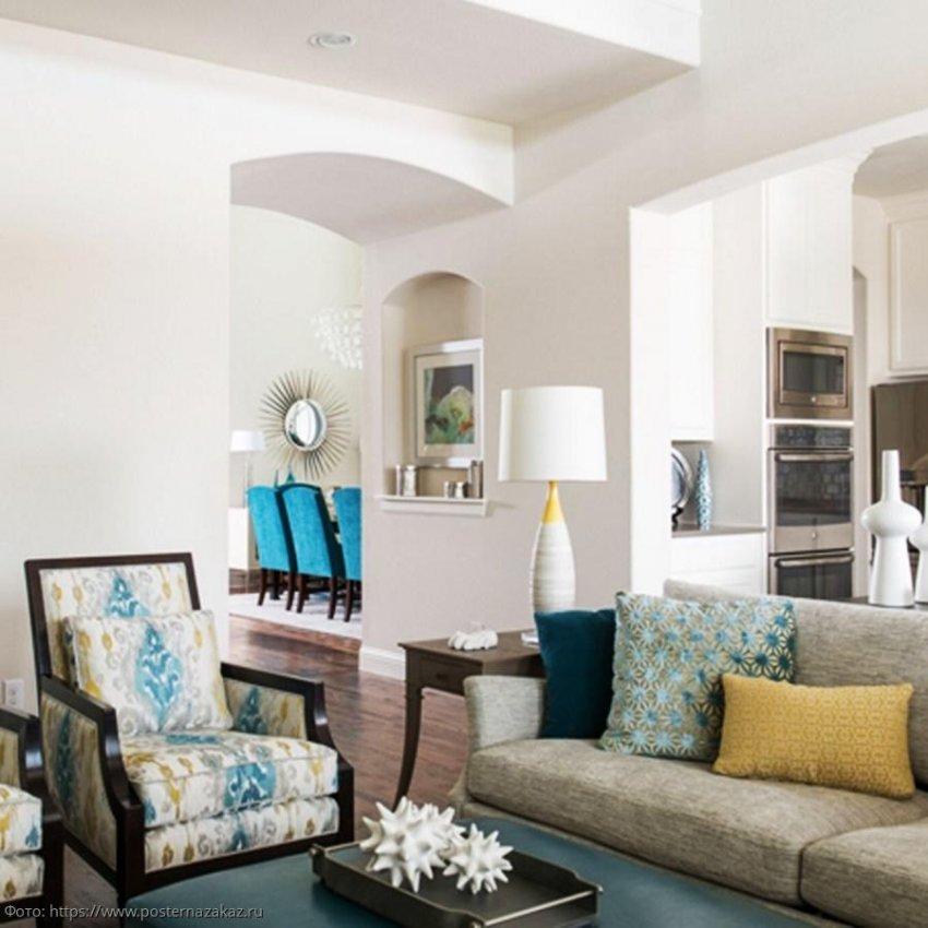 Правильный цвет предметов интерьера принесет в дом удачу в 2020 году