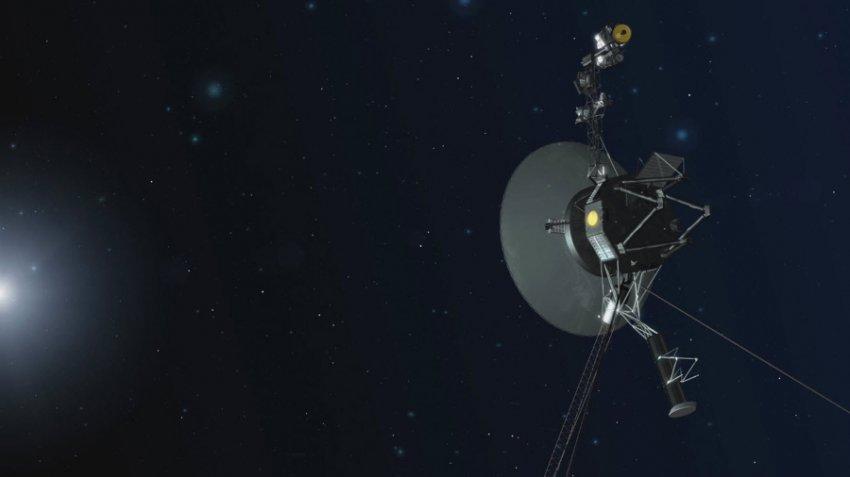 НАСА: нашу Солнечную систему окружает стена раскаленной плазмы
