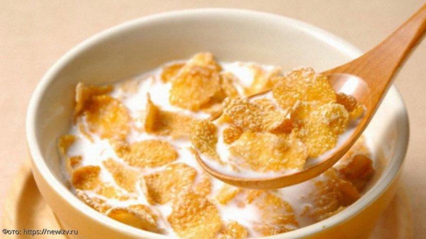 Самые вредные и полезные завтраки