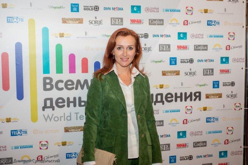 В России с размахом отметили Всемирный день телевидения