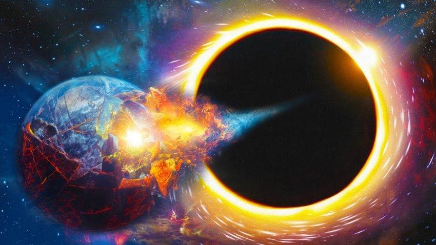 Ученые: в далеком будущем Землю поглотит черная дыра