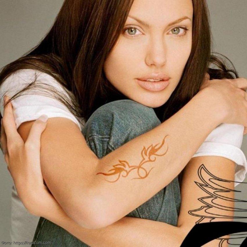 Татуировки, которые, как магнит, притягивают несчастья