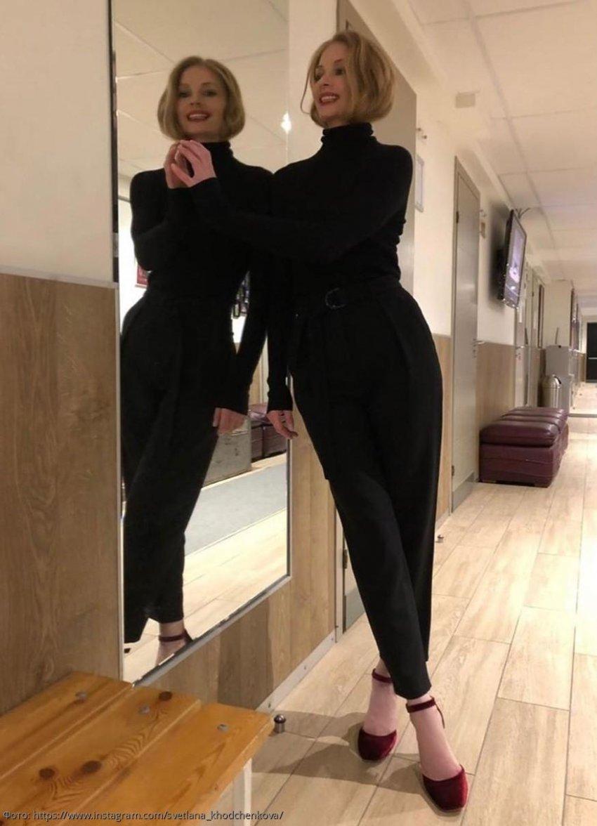 Ясновидящая Саона подтвердила беременность Светланы Ходченковой