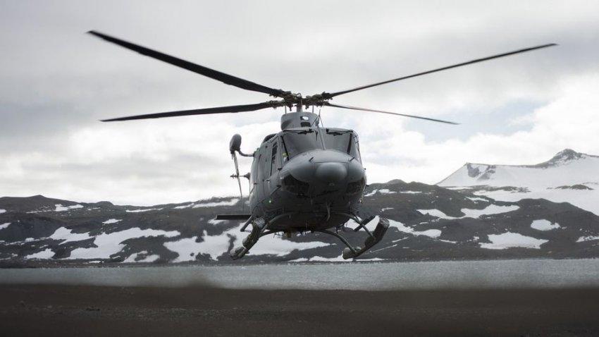 Заброшенная военная база в Антарктиде будет уничтожена
